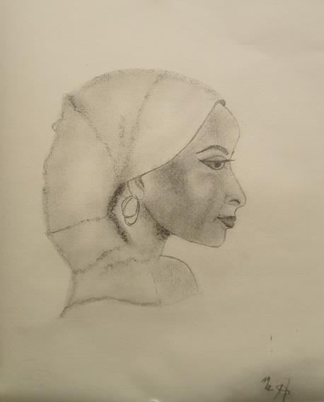 Zeichnung, Kohlezeichnung, Malerei, Zeichnungen, Schön