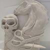 Pferde, Leben, Schädel, Tod