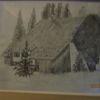 Weiß, Landschaft, Schwarz, Zeichnungen