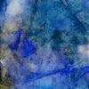 Abstrakt, Blau, Malerei