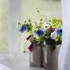 Stillleben, Frau und mutter, Blumen, Malerei