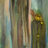 Menschen, Heilig, Holz, Malerei