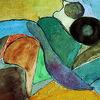 Farben, Formen, Abstrakt, Malerei