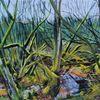 Impressionismus, Moor, Pastellmalerei, Pleinair