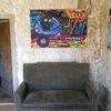 Rot, Malerei acrylmalerei, Figur, Modern art