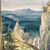 Museum, Landschaft, Kunstsammler, Pinnwand