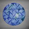 Blau, Abstrakt, Malerei,