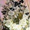 Malen, Acrylmalerei, Wandbild, Farben