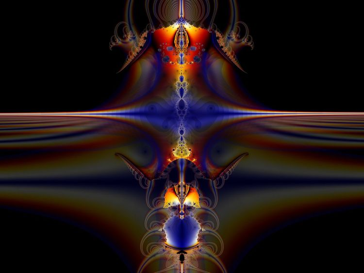 Universum, Abstrakt, Venus, Horizont, Digitale kunst