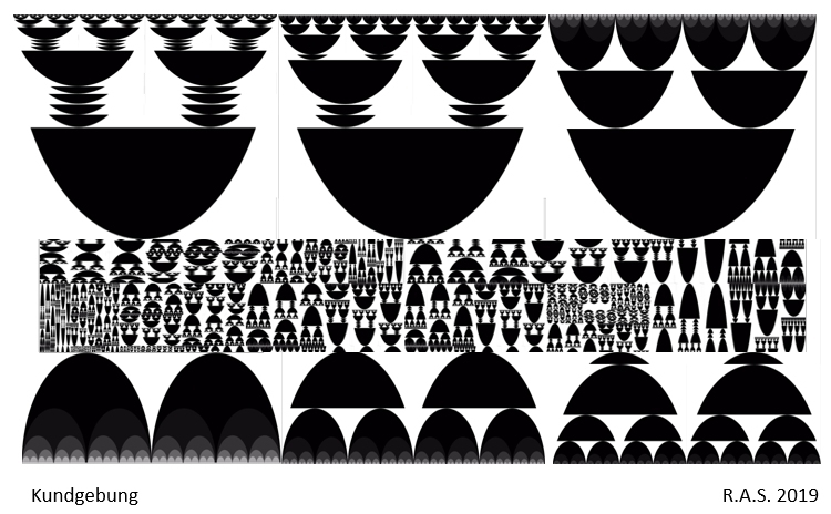 Design, Konkrete kunst, Ufo, Digitale kunst