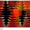 Konkrete kunst, Verzerrte ovale, Mathematik, Digitale kunst