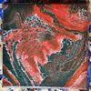 Acrylmalerei, Pouring, Mischtechnik, Abstrakt
