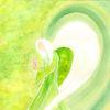 Spirituell, Aquarellmalerei, Glaube, Hoffnung