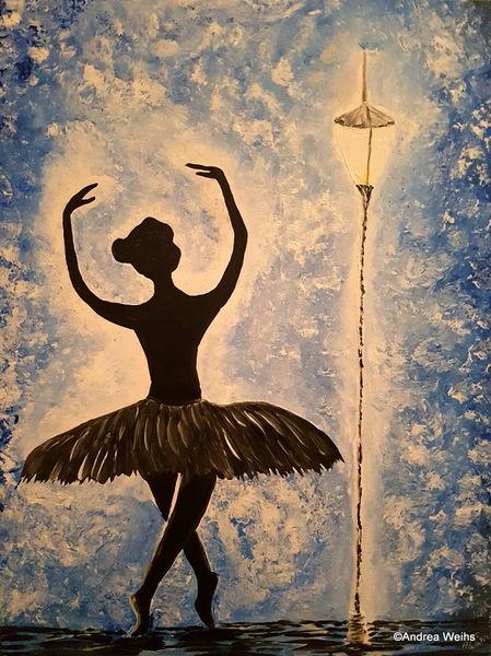 Hoffnung, Tanz, Glaube, Malerei, Glück