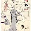 Zeichnung, Martha krug, Kunstausbldg, Späte dreissiger jahre