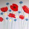 Landschaft, Abstrakte malerei, Blumen, Malerei