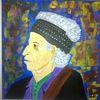 Fantasie, Abstrakte malerei, Portrait, Keith richards