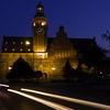 Rathaus, Hauptstadt, Oeffentliche verwaltung, Blaue stunde