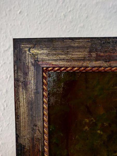 Pinnwand, Rahmen