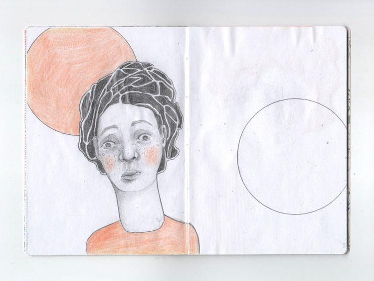 Schwarz, Weiß, Figur, Zeichnung, Zeichnungen
