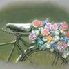 Blumen, Kurier, Rose, Stillleben