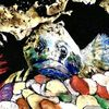 Höhle, Kiesel, Fisch, Malerei