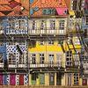 Altstadt, Architektur, Portoalto, Häuser