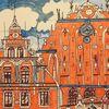 Schwarzhäupterhaus, Innenstadt, Riga, Lettland