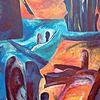 Grenada, Acrylmalerei, Malerei, Island