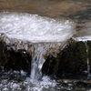 Wasser, Eis, Bewegung, Kälte