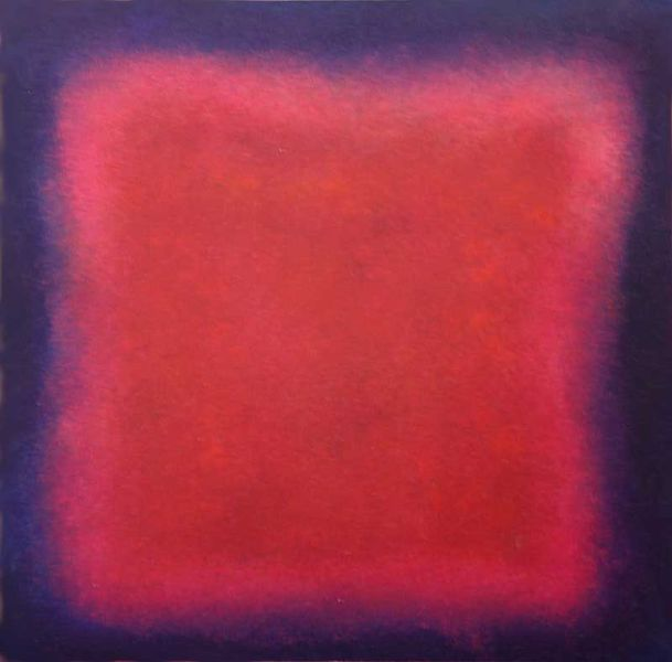 Farbfeldmalerei, Colorfield, Malerei, Farbfeld malerei, Pink, 2012