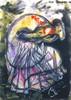Seelenschmerz, Acrylmalerei, Malen, Malerei
