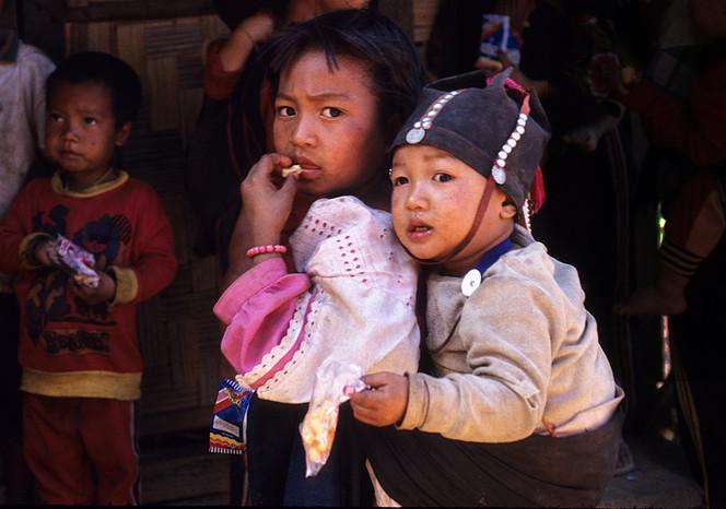 Thailand, Kinder, Fotografie, Reiseimpressionen