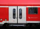 Eisenbahn, Zugtür, Zug, Fotografie