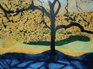 Malerei, Park