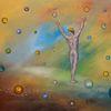 Surrealistisch, Münchner, Symbolismus, Ölmalerei