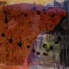 Kreide, Collage, Tusche, Malerei