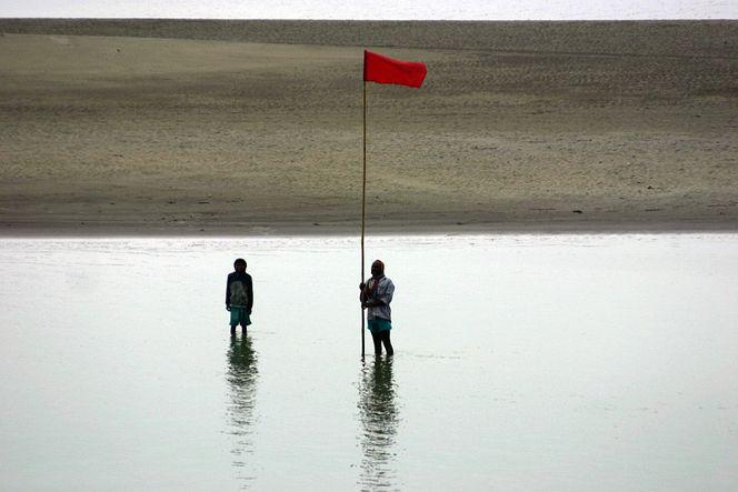 Rot, Indien, Gang, Fluss, Fotografie