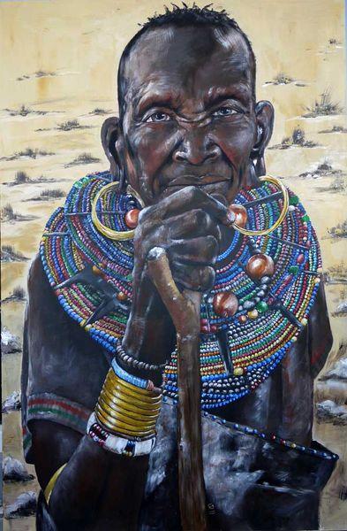 Afrika, Baringo, Nomaden, Reise, Pokot, Kenia