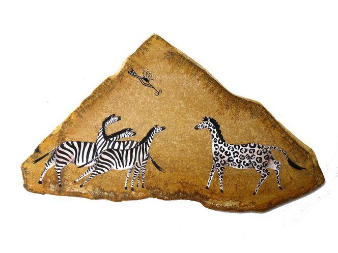 Leopard, Fleck, Zebra, Afrika, Streifen, Kunsthandwerk
