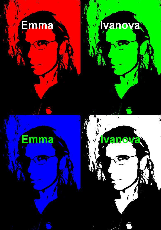 Bild: Farben, Grafik, Popart, Digitale kunst von Emma bei KunstNet