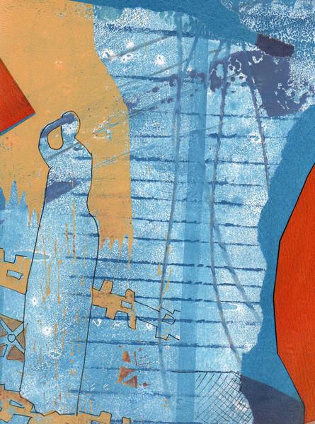 Menschen, Freiheit, Beuys, Kreativ, Mischtechnik,