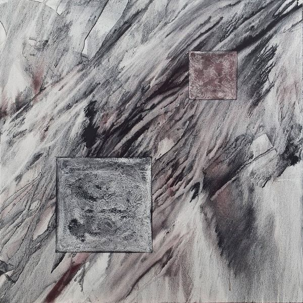 Aquarellmalerei, Abstrakt, Pigmente, Malerei
