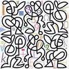 Buchstaben, Muster, Symbol, Farben