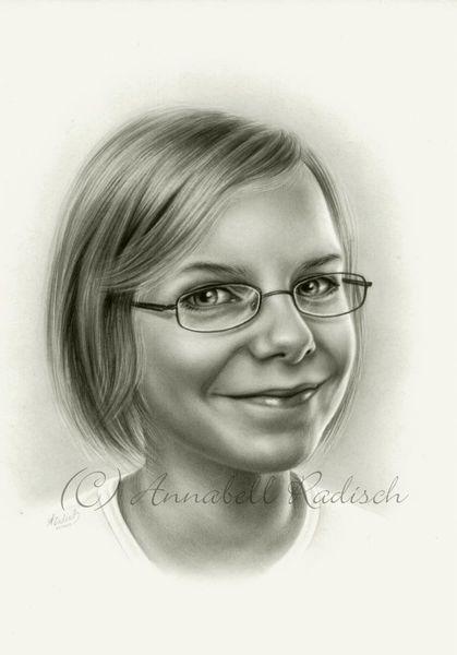 Bleistiftzeichnung, Kind, Portrait, Zeichnungen
