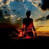 Schatten, Energie, Menschen, Wolken