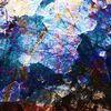 Schatten im eis, Eis, Zweig, Digitale kunst