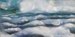 Meer, Malerei, Windig