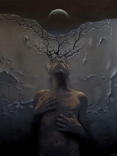 Dysthymia, Malerei
