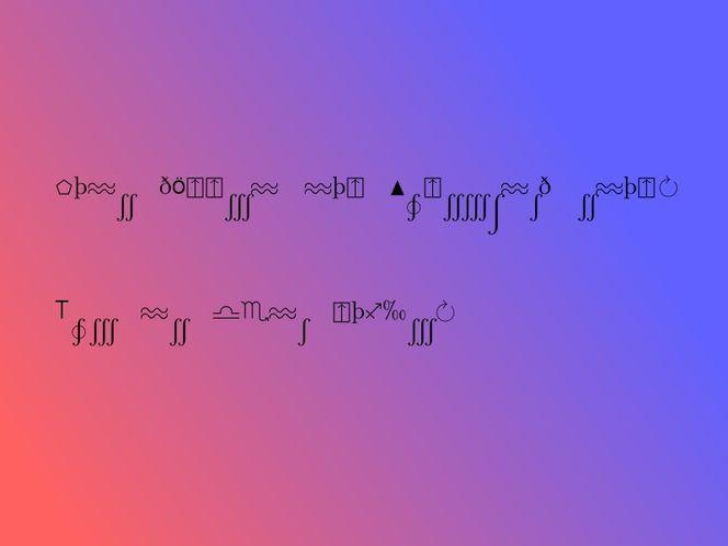 Botschaft, Kryptische, Digitale kunst